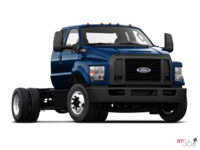 2017 Ford F-650 SD Gas Pro Loader | Photo 1 | Blue Jeans Metallic