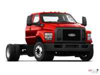 2017 Ford F-650 SD Gas Pro Loader | Photo 1 | Race Red