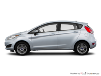 2017 Ford Fiesta Hatchback SE | Photo 1 | Ingot Silver