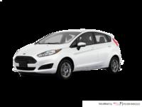 2017 Ford Fiesta Hatchback SE | Photo 3 | White Platinum