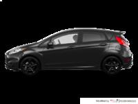 2017 Ford Fiesta Hatchback ST   Photo 1   Shadow Black