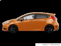 2017 Ford Fiesta Hatchback ST   Photo 1   Orange Spice