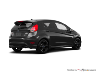 2017 Ford Fiesta Hatchback ST   Photo 2   Shadow Black