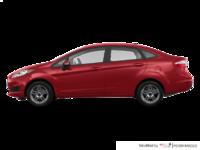 2017 Ford Fiesta Sedan SE | Photo 1 | Ruby Red