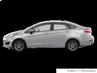 2017 Ford Fiesta Sedan SE | Photo 1 | Ingot Silver