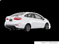2017 Ford Fiesta Sedan SE | Photo 2 | White Platinum