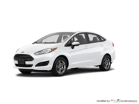 2017 Ford Fiesta Sedan SE | Photo 3 | White Platinum