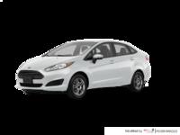 2017 Ford Fiesta Sedan SE | Photo 3 | Oxford White