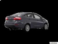 2017 Ford Fiesta Sedan TITANIUM | Photo 2 | Magnetic
