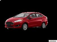2017 Ford Fiesta Sedan TITANIUM | Photo 3 | Ruby Red