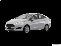 2017 Ford Fiesta Sedan TITANIUM | Photo 3 | Ingot Silver