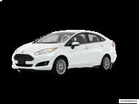 2017 Ford Fiesta Sedan TITANIUM | Photo 3 | White Platinum