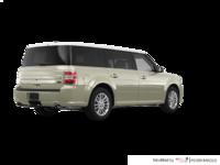 2017 Ford Flex SEL | Photo 2 | White Gold