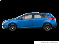 2017 Ford Focus Hatchback SE | Photo 1 | Blue Candy
