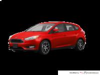 2017 Ford Focus Hatchback SE | Photo 3 | Race Red