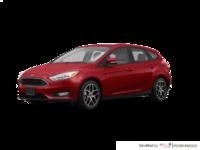 2017 Ford Focus Hatchback SE | Photo 3 | Ruby Red