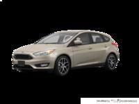 2017 Ford Focus Hatchback SE | Photo 3 | White Gold
