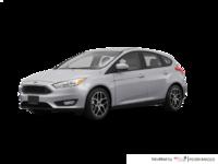2017 Ford Focus Hatchback SE | Photo 3 | Ingot Silver