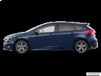 2017 Ford Focus Hatchback ST | Photo 1 | Kona Blue