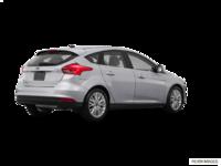 2017 Ford Focus Hatchback TITANIUM | Photo 2 | Ingot Silver