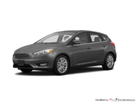 2017 Ford Focus Hatchback TITANIUM | Photo 3 | Magnetic