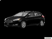 2017 Ford Focus Hatchback TITANIUM | Photo 3 | Shadow Black