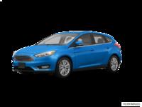 2017 Ford Focus Hatchback TITANIUM | Photo 3 | Blue Candy