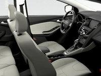 2017 Ford Focus Hatchback TITANIUM | Photo 1 | Medium Soft Ceramic Leather