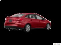 2017 Ford Focus Sedan TITANIUM | Photo 2 | Ruby Red Metallic
