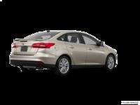 2017 Ford Focus Sedan TITANIUM | Photo 2 | White Gold