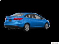 2017 Ford Focus Sedan TITANIUM | Photo 2 | Blue Candy Metallic