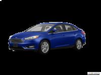 2017 Ford Focus Sedan TITANIUM | Photo 3 | Kona Blue Metallic