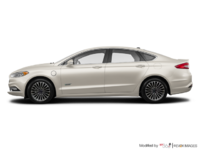 2017 Ford Fusion Energi PLATINUM | Photo 1 | White Gold