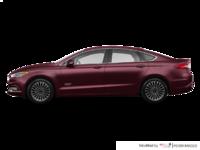 2017 Ford Fusion Energi PLATINUM | Photo 1 | Burgandy Velvet
