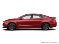 2017 Ford Fusion Energi PLATINUM | Photo 1 | Ruby Red