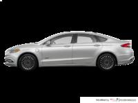 2017 Ford Fusion Energi PLATINUM | Photo 1 | Ingot Silver