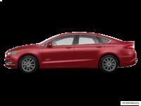 2017 Ford Fusion Energi TITANIUM | Photo 1 | Ruby Red