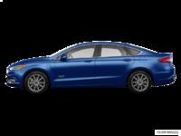2017 Ford Fusion Energi TITANIUM | Photo 1 | Lightning Blue