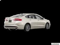2017 Ford Fusion Energi TITANIUM | Photo 2 | White Gold