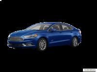 2017 Ford Fusion Energi TITANIUM | Photo 3 | Lightning Blue