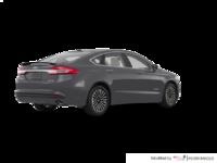 2017 Ford Fusion Hybrid TITANIUM | Photo 2 | Magnetic