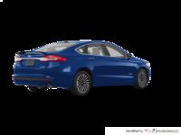 2017 Ford Fusion Hybrid TITANIUM | Photo 2 | Lightning Blue