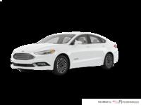 2017 Ford Fusion Hybrid TITANIUM | Photo 3 | Oxford White