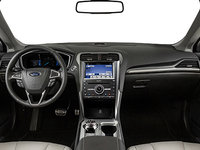 2017 Ford Fusion Hybrid TITANIUM | Photo 3 | Medium Soft Ceramic Leather
