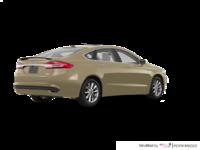 2017 Ford Fusion PLATINUM | Photo 2 | White Gold