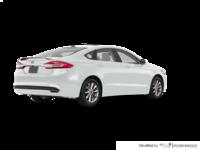2017 Ford Fusion PLATINUM | Photo 2 | White Platinum