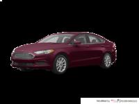2017 Ford Fusion S | Photo 3 | Burgandy Velvet