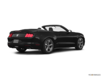 2017 Ford Mustang Convertible V6 | Photo 2 | Shadow Black