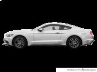 2017 Ford Mustang EcoBoost Premium | Photo 1 | White Platinum