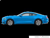 2017 Ford Mustang V6   Photo 1   Grabber Blue